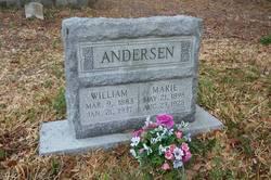 Marie <i>Ellis</i> Andersen