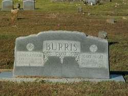 Mary Elizabeth <i>McGee</i> Burris