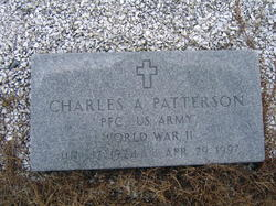 Charles A Patterson