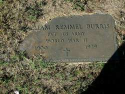 William Remmel Burris