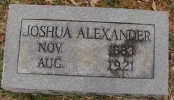 Joshua Edwin Alexander
