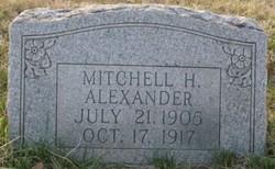 Mitchell Howard Alexander