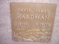 David James Hardman