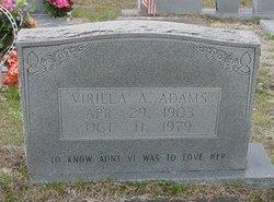Virilla A Adams