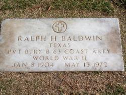 Ralph H. Baldwin