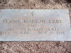 Frank Marion Cary