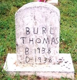 Burl Thomas