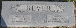 Addie L Bever