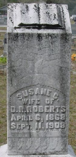 Susan Caroline <i>Garrett</i> Roberts