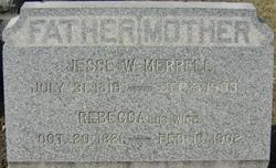 Jesse Wagner Merrell