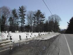 East Thetford Cemetery