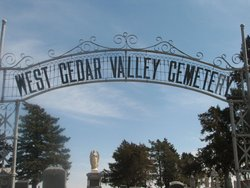 West Cedar Valley Cemetery