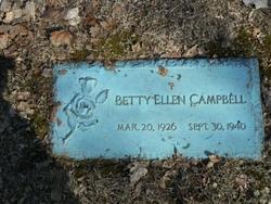 Betty Ellen Campbell