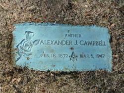 Alexander J. Campbell