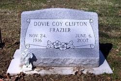 Dovie Coy <i>Clifton</i> Frazier