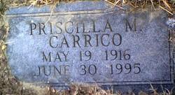 Priscilla Marie <i>Markwood</i> Carrico