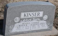 Cleveland C. Kinser