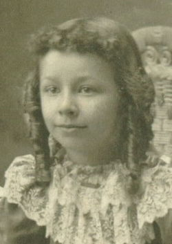 Lillian Mae <i>Dresbach</i> Huffman