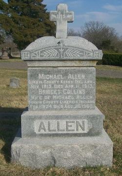 Bridget <i>Collins</i> Allen