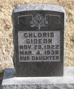 Chloris Gideon