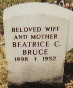 Beatrice <i>Cohen</i> Bruce