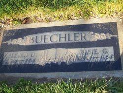 Elsie <i>Grant</i> Buechler