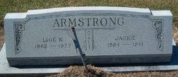 Elijah William Lige Armstrong