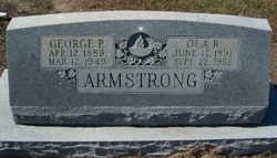 George Pruitt Armstrong