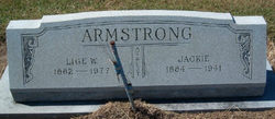 Jackie <i>Stokes</i> Armstrong