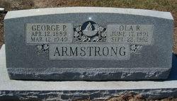 Ola Ruth <i>Nicholson</i> Armstrong
