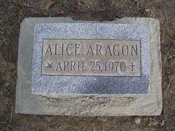 Alice Aragon
