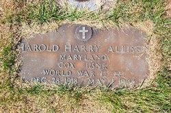 Harold Harry Allison