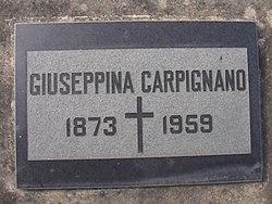 Giuseppina Carpignano