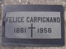 Felice Carpignano
