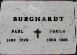 Paula Burghardt