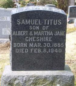 Samuel Titus Cheshire