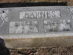 Russell Barnes