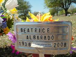 Beatrice Albarado