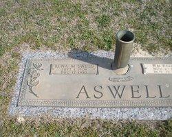 Rena M. <i>Sauls</i> Aswell