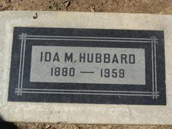 Ida M <i>Stewart</i> Hubbard