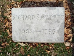 Richard Sanders Barbee