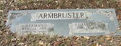 Jewel Margaret <i>Jay</i> Armbruster