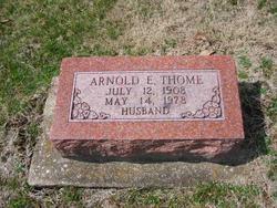 Arnold E. Thome