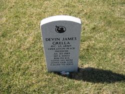 PFC Devin J. Grella