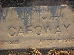 Julia Ann <i>Ivey</i> Caraway