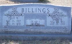 Felix William Billings