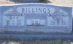 Lorene C. <i>Eckhart</i> Billings