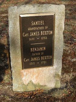 Benjamin Buxton