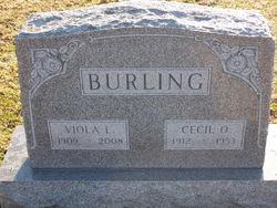 Viola L. <i>Becker</i> Burling-Schlottman