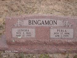 Lenora Jane <i>Woods</i> Bingamon